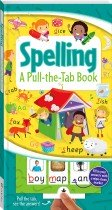 Pull-the-Tab Board Book: Spelling