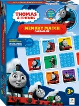 Thomas and Friends: Memory Match Card Game