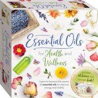 Essential Oils for Health and Wellness (Box Set)