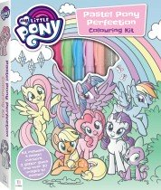 My Little Pony Pastel Colouring Kit