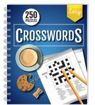 250 Puzzles: Crossword (Easy)