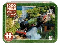 Classic Jigsaws: Steam Train in North Wales 1000-piece Jigsaw