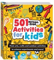 501 Screen-Free Activities for Kids