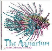 The Aquarium Colouring Book