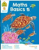 School Zone Maths Basics 5 I Know It Book