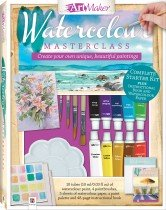 Art Maker Watercolour Paints