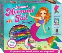 Sequinned Mermaid Tail Activity Kit