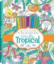 Kaleidoscope Colouring Totally Tropical Marker Kit
