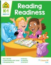 School Zone Reading Readiness I Know It Book