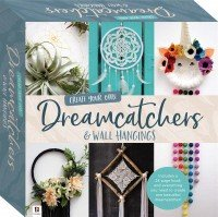 Create Your Own Dreamcatchers and Wall Hangings Box Set