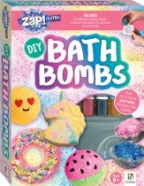 Zap! Extra DIY Bath Bombs