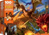 100-Piece Children's Jigsaw with Treatments: Dragons