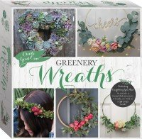 Create Your Own Greenery Wreath Kit (tuck box)
