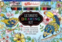 ArtMaker Ultimate Drawing Kit: Birds