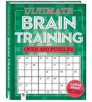 Ultimate Puzzle Book: Brain Training