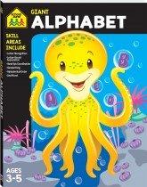 Giant Workbook: Alphabet
