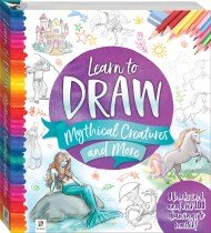 Learn to Draw Mythical Creatures and More (Binder)