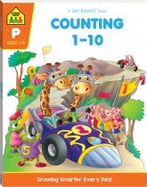 Counting 1-10: A Get Ready Book (2019 Ed)
