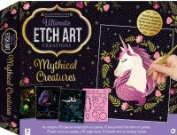 Ultimate Etch Art Kit: Mythical Creatures