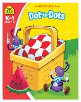 Dot-to-Dot: An Activity Zone Book (2019 Ed)