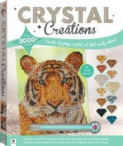 Crystal Creations: Wild Tiger