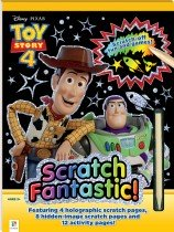 Scratch Fantastic: Toy Story 4 (2020 Ed)