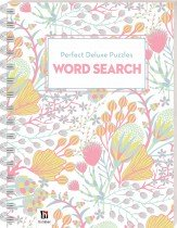 Perfect Deluxe Puzzles: Word Search 1