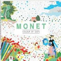 Colour by Dots: Monet