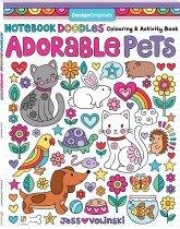 Notebook Doodles: Adorable Pets