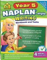 School Zone Year 5 Writing NAPLAN*-style Workbook and Tests