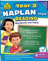 School Zone Year 3 Writing NAPLAN*-style Workbook and Tests