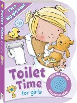 Toilet Time for Girls Sound Book