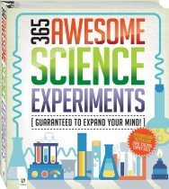 365 Awesome Science Experiments Binder