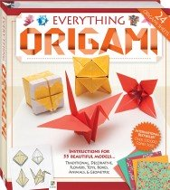 Everything Origami Binder