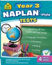 School Zone Year 3 NAPLAN-style Tests
