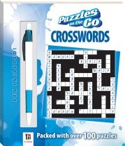 Puzzles on The Go Crossword Series 1