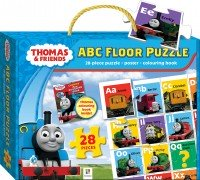 Thomas and Friends ABC Floor Puzzle