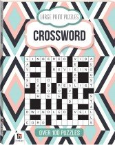 Large Print Puzzles: Crossword (Series 4)