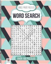 Large Print Puzzles: Wordsearch (Series 4)