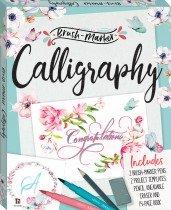 Brush-Marker Calligraphy Kit (Small Format)