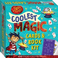 The Coolest Magic Cards and Book Kit