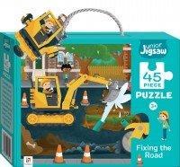 Junior Jigsaw: Fixing the Road