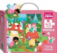 Junior Jigsaw: Flying Fairies (small)