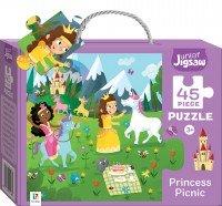 Junior Jigsaw: Princess Picnic (small)