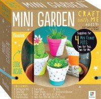 Craft With Me: Mini Garden
