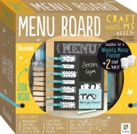 Craft With Me: Menu Board