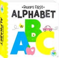 Building Blocks Neon Baby's First Alphabet