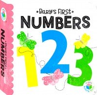 Building Blocks Neon Baby's First Numbers
