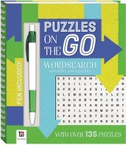 Puzzles on the Go: Word Search 2 Series 7