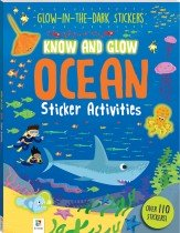 Know and Glow: Ocean Sticker Activities
